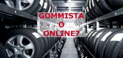 pneumatici online