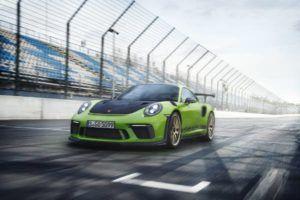 Porsche 911 GT3 RS - michelin pilot sport cup 2 rs