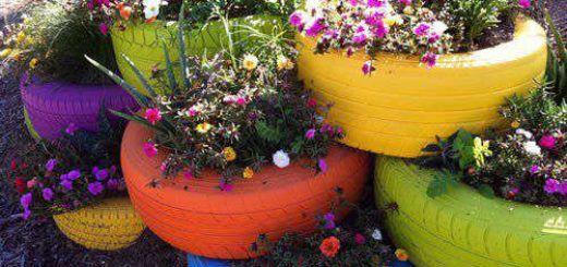 ecologia pneumatici riciclati