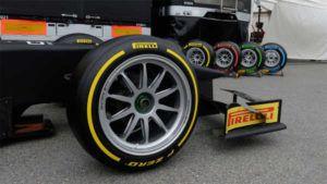 pneumatici ribassati pirelli