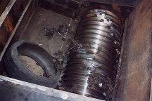 triturazione pneumatici fuori uso