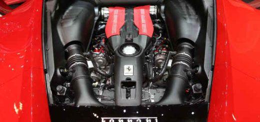 V8 biturbo Ferrari motore dell'anno