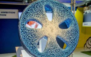 michelin vision gomme connesse