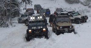 guida su neve