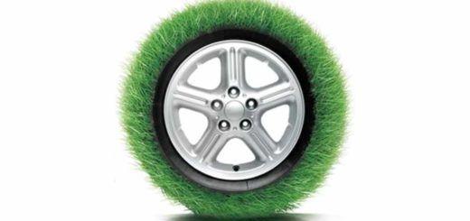 pneumatici di gomma riciclata