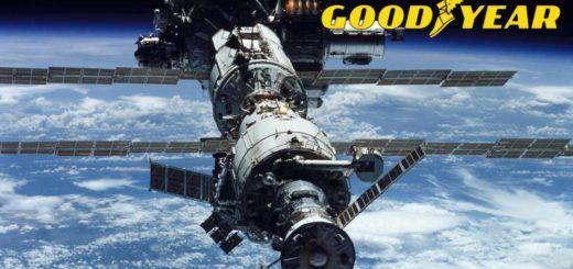 goodyear gomme nello spazio