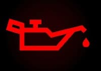 spia pressione olio