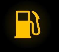 spia riserva carburante