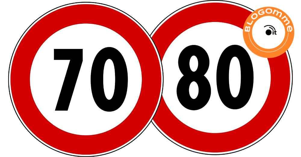 limiti di velocità auto elettriche